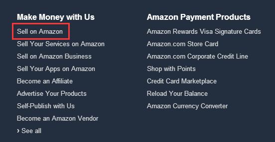 2018亚马逊个人注册流程详解,2018亚马逊新手如何注册开店