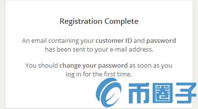 bitstamp交易平台新用户注册教程